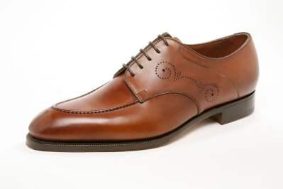 Edward Green shoes courtesy of Leffot