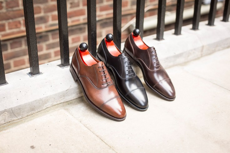 Your classic cap toe by J.FitzPatrick Footwear