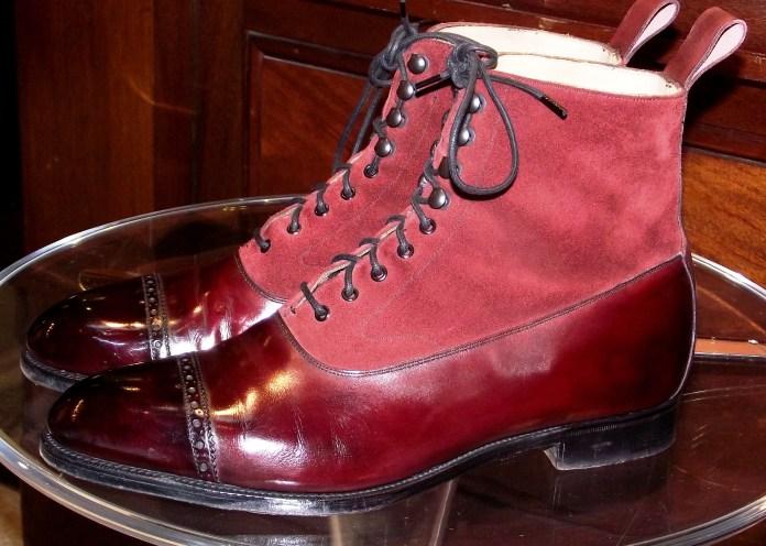 EG Boots after