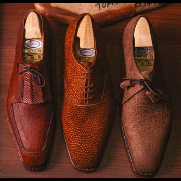 George Cleverley Bespoke Shoes Price