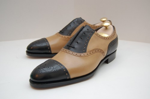 Shoes — Part 2: Style Names & Terminology — Brogues – The ...