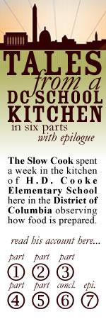 DC School Kitchen