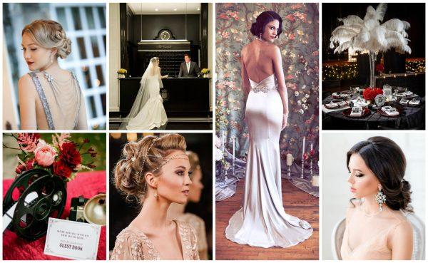 American weddings Collage