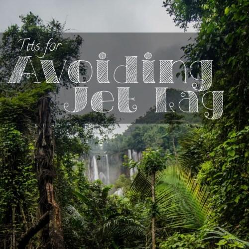 Avoiding Jet Lag - The Solivagant Soul