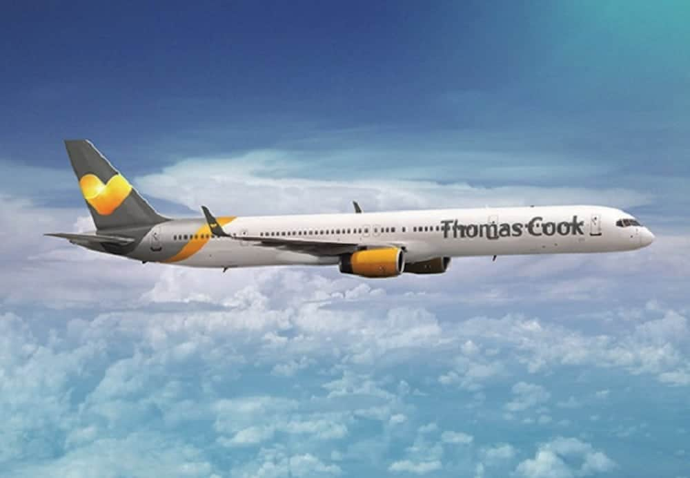 Thomas Cook airline - Thomas Cook