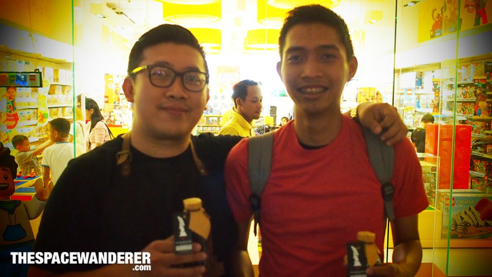 Eric dan Dibyo