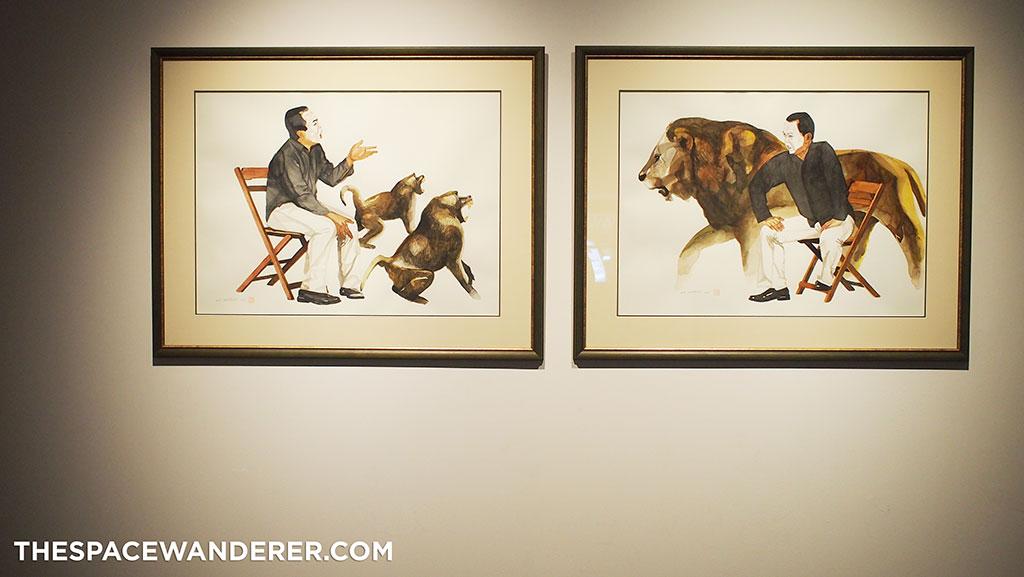 Cakrawala a Solo Exhibition by R.E. Hartanto