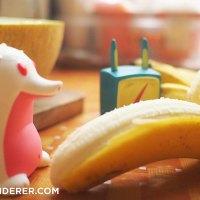 Banana Melon Smoothies