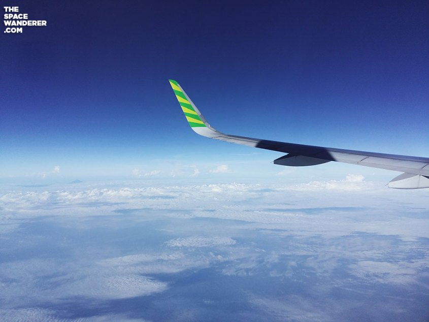 Citilink in the sky