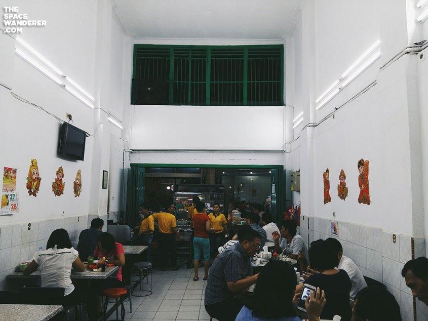 Bakmi Tiong Sim, Selat panjang, Kota Medan