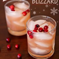 The Cocktail Chronicles: Blizzard