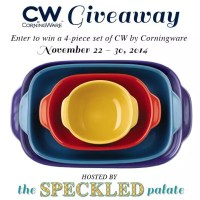 CW by CorningWare Giveaway!