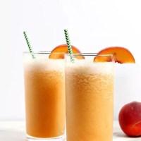 Bourbon Peach Slush