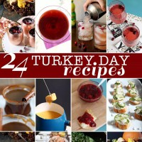 24 Turkey Day Recipes