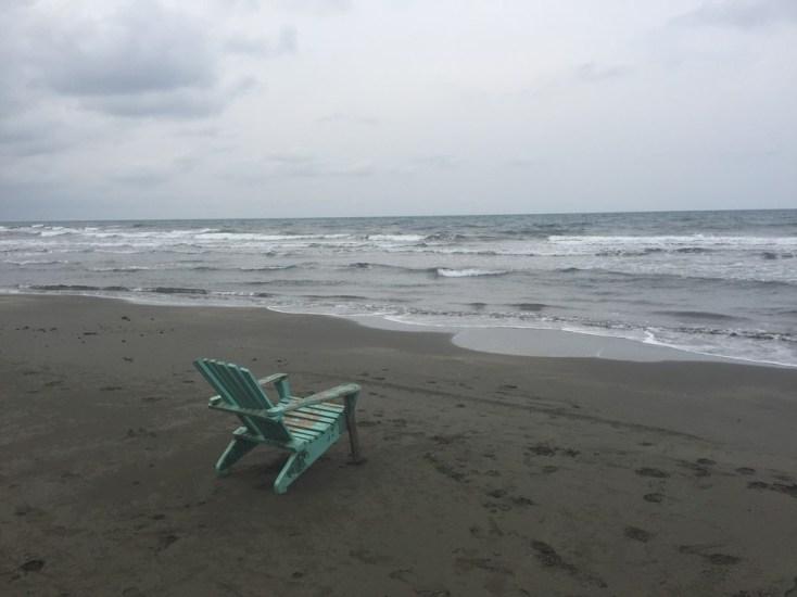 Pura vida part 1 exploring the caribbean coast of costa for Black sand beaches costa rica