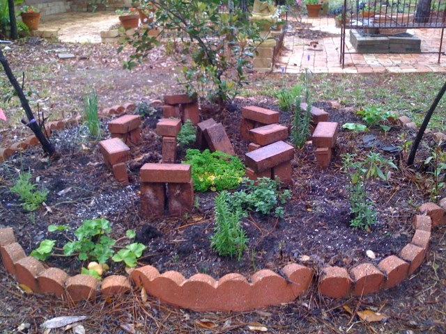 Herb Garden Quick And Easy Design