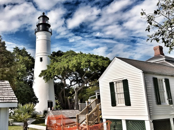 Key West Lighthouse. By Cristo Vlahos.