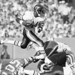 Gale Sayers, Chicago Bears (photo, destee.com)