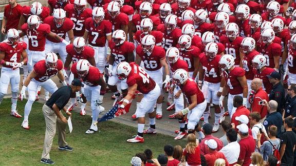 Will the Cardinal beat UW? (photo, Pinterest)