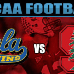 Cardinal v. UCLA: The big game in the Pac-12 this week.