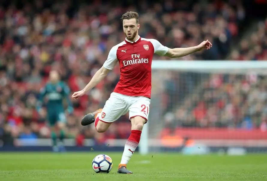Calum Chambers has shown plenty of promise when given a first team chance at Arsenal