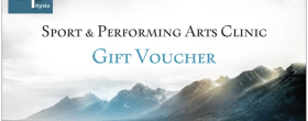 The Sportsphysio.com Gift Voucher