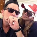 Charlie Sheen Brett Rossi: Actor's Partying Angers His Fiancée Brett