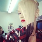 Gwen Stefani 'Dip Tips' Is A Daring New Hair Move