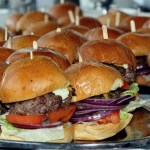 Insects burger? Restaurants in London face new kind of protest