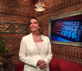 Marijuana Legalization Backed By Nancy Pelosi In California