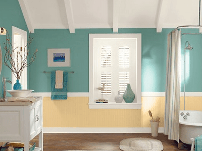 The Best Paint Colors for a Small Bathroom 7 Bathroom Paint Colors You Need to Try  Interior Paint Ideas
