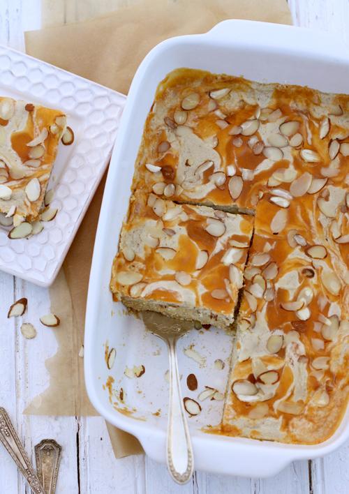 Paleo Apricot Danish Coffee Cake