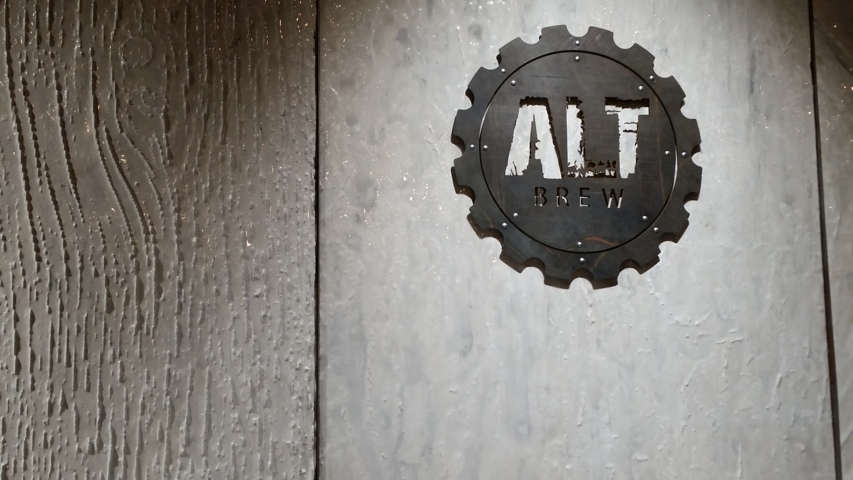 Alt Brew in Madison, WI: the 42nd stop on the Great Wisconsin Brewery Tour. All photos by Joe Powell.