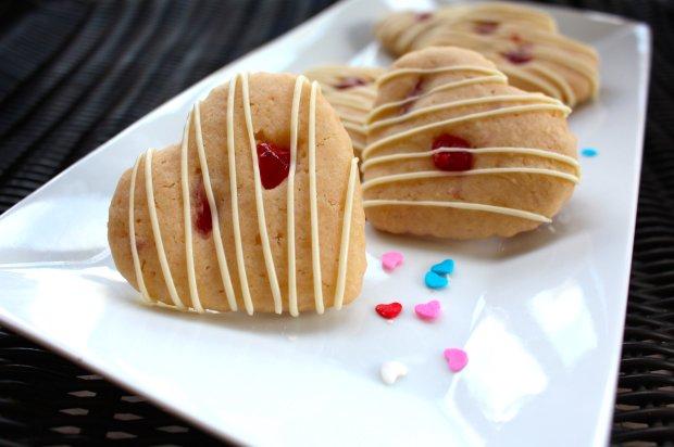 Maraschino Cherry Chocolate Cookies