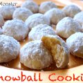 snowball christmas nut cookies