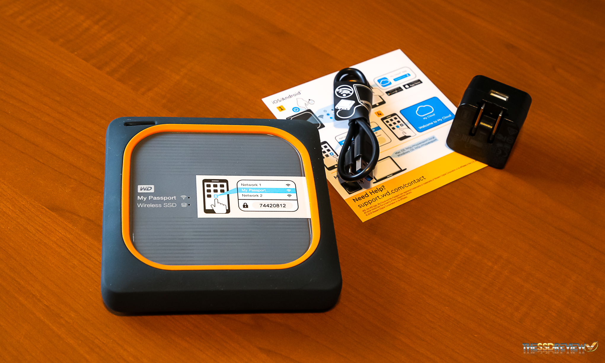 Multipurpose Packaging Includes My Passport Wireless A Removable Power Adapter A Very Easy To Follow Western Digital My Passport Wireless Ssd Review Ssd Review dpreview My Passport Wireless Pro