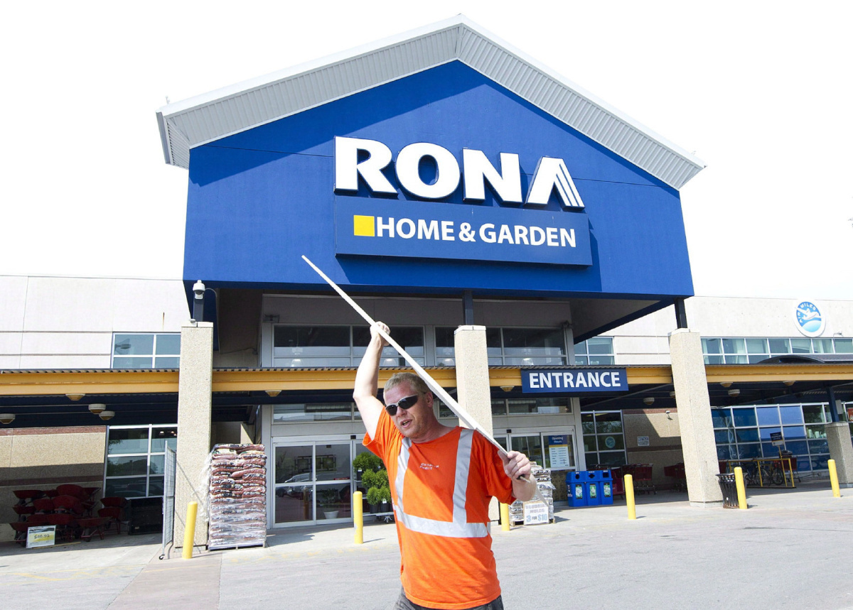 Brilliant A Man Carries Building Supplies From A Rona Store July Sale Flyer 2018 Lowes 4th Toronto On July Withdraws Bid To Buy Rona But Leaves Door Open Lowe S 4th July Sale 2017 Flyer nice food Lowes 4th Of July Sale