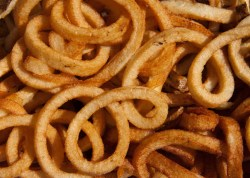 Small Of How To Make Curly Fries