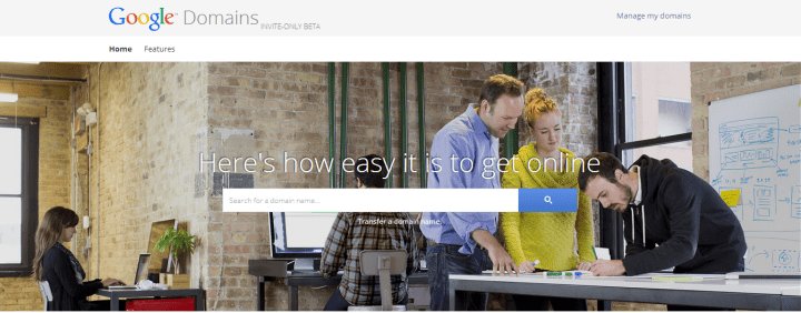 Google Domains: Domain Registration Service From Google