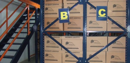 Packways Logistics Racking System