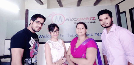 Team The Makeoverz