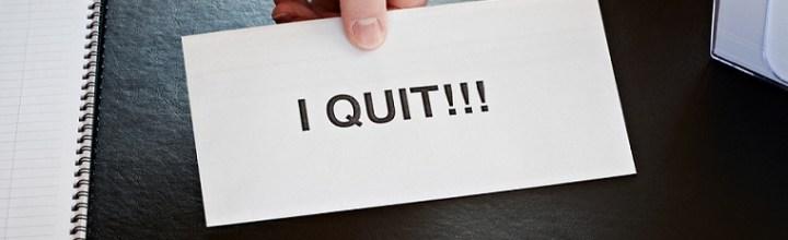 Quit Job For Startup