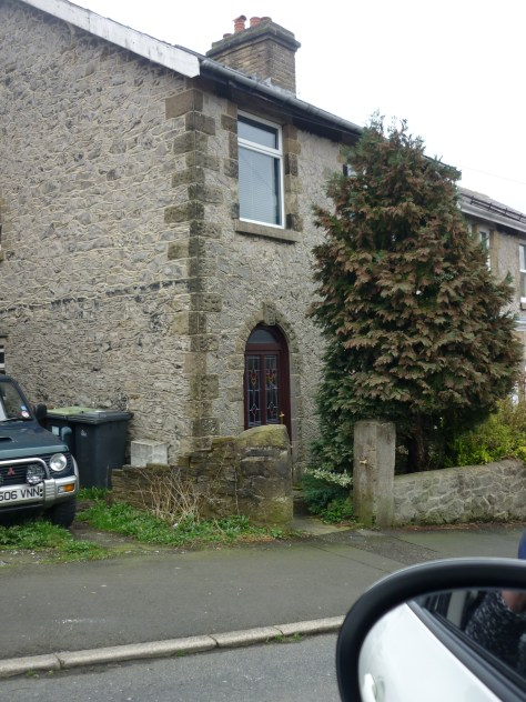 The home from which Mark went to War as it is today