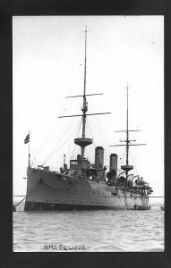 HMS Eclipse WW1