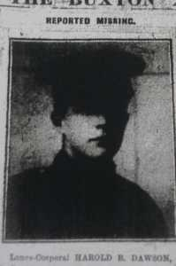 Photograph from The Buxton Advertiser
