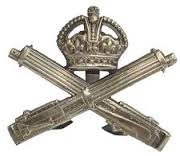 Machine Gun Corps Regimental Badge