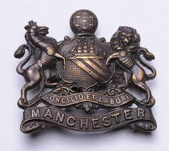 William enlisted in 1904 into Manchester Regiment and served till 1907