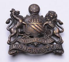 Manchester Regiment, Regimental Badge