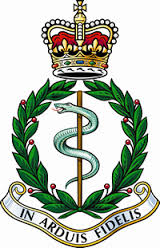 Royal Army Medical Corps regimental Badge