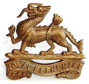 Royal Berkshire Regimental Badge